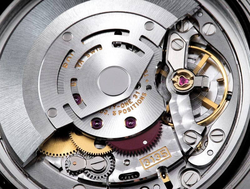 Rolex Caliber 3135 Movement