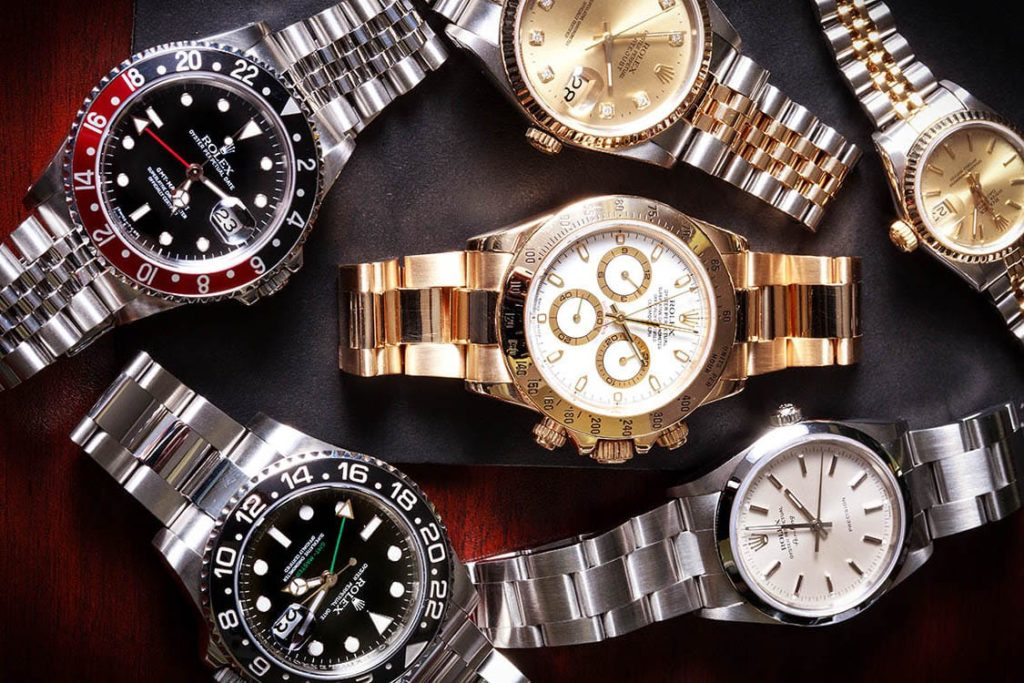 Rolex Watch Collection