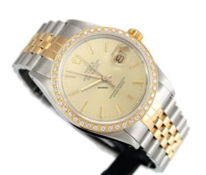 Rolex Datejust Quick-set feature
