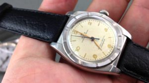 Rolex Oyster Perpetual Bubbleback